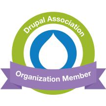 Sitback are proud supporters of the Drupal Association